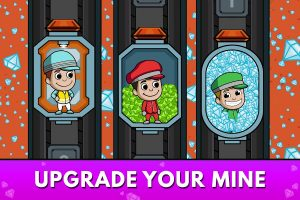 Idle Miner Tycoon  3.20.0 Mod Apk (Unlimited coin & Shopping ) 1