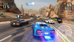 Need for Speed™ No Limits 5.1.2 MOD APK [Infinite Nitro/No Damage] 2