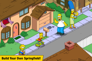 The Simpsons™: Tapped Out 4.45.0 Mod Apk (Free Shopping) 1