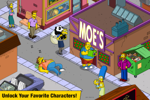 The Simpsons™: Tapped Out 4.47.0 Mod Apk (Free Shopping) 2